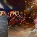 Audience at Vintage Kino
