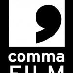 commafilmlogowob