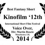 Kino Awards Fantasy