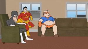 Super Heroes in Training