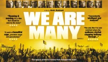 we are many poster
