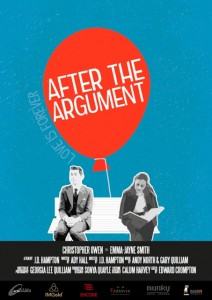 After the Argument poster