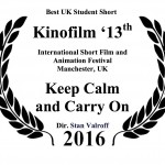Best UK Student Short