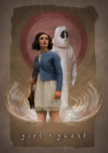 Girl + Ghost Onesheet