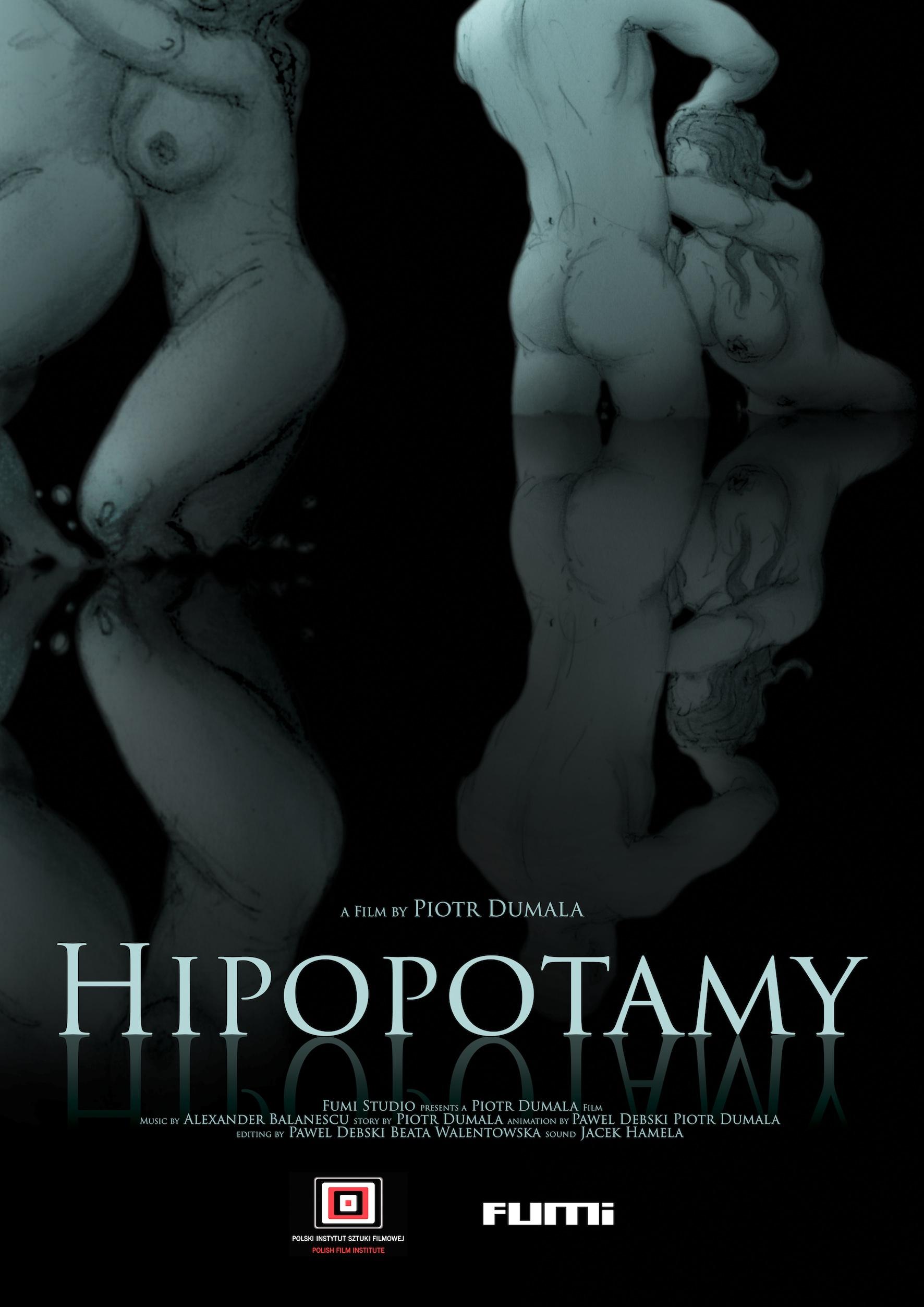 HIPOPOTAMY (Eng. HIPPOS) _POSTER