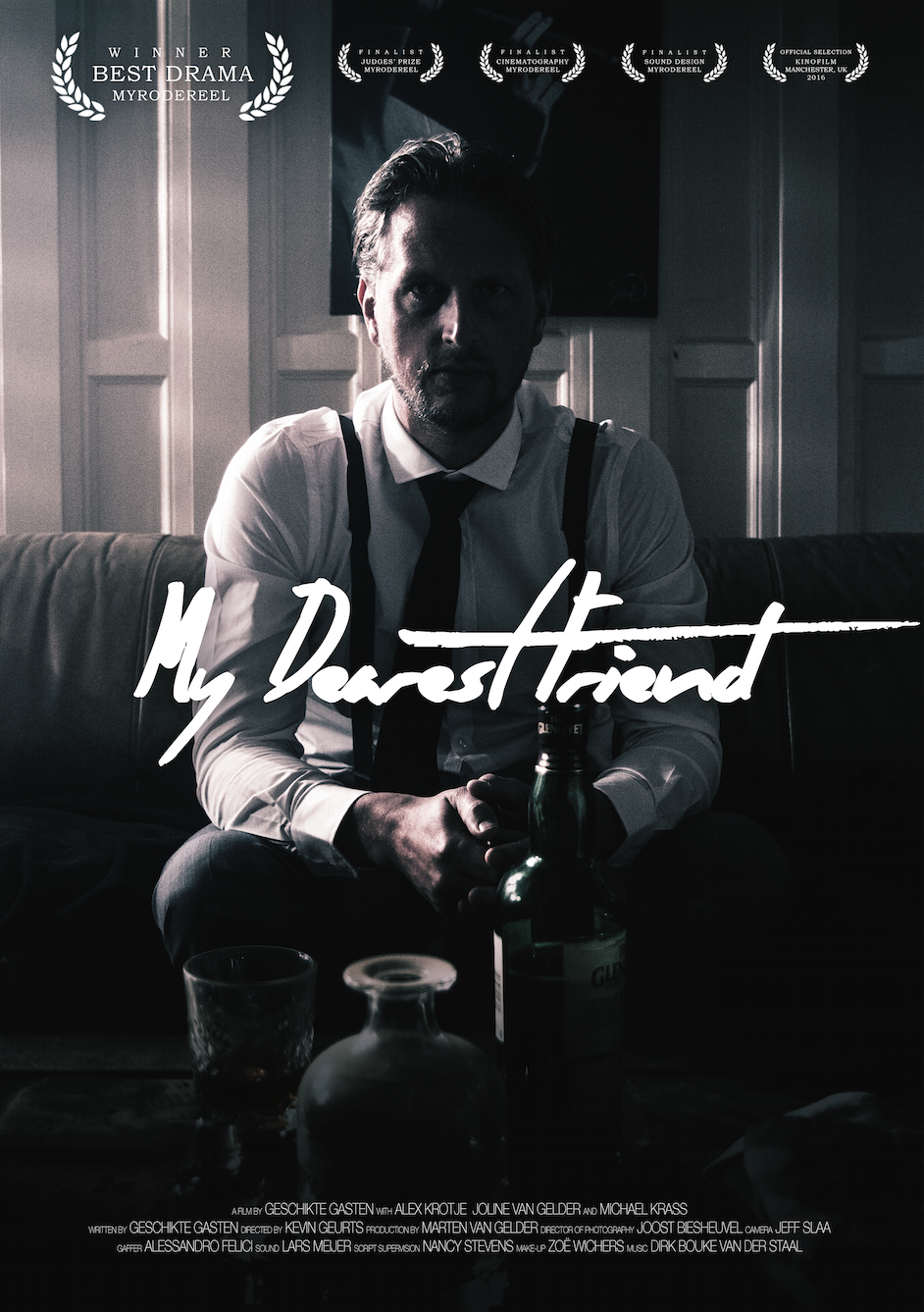 My Dearest Friend Poster