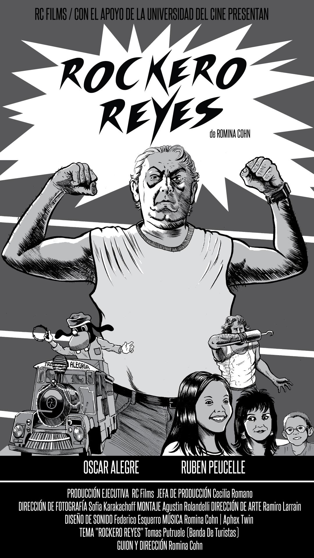 ROCKERO_REYES_poster