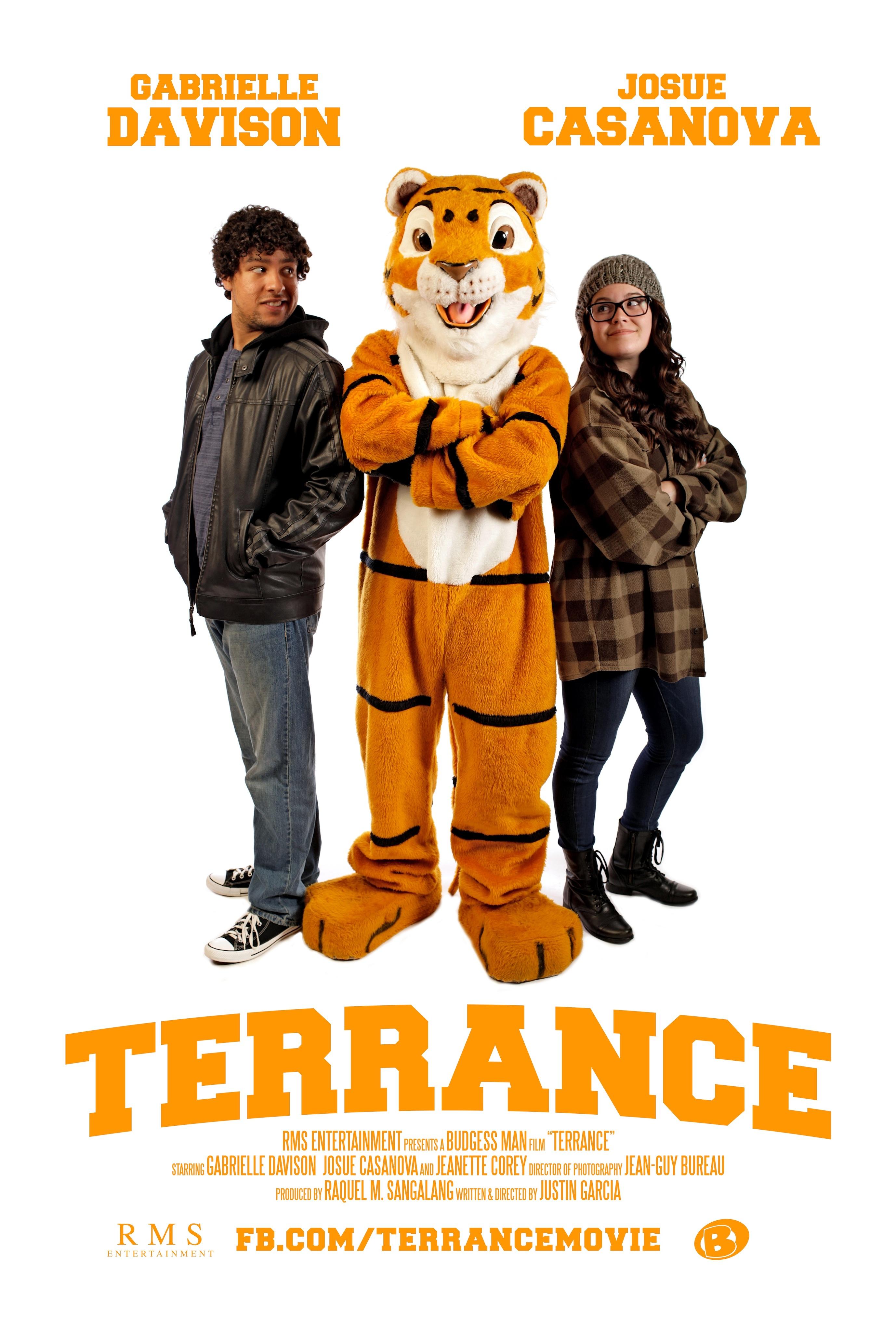 TERRANCE poster