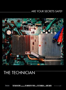 The Technician - Poster