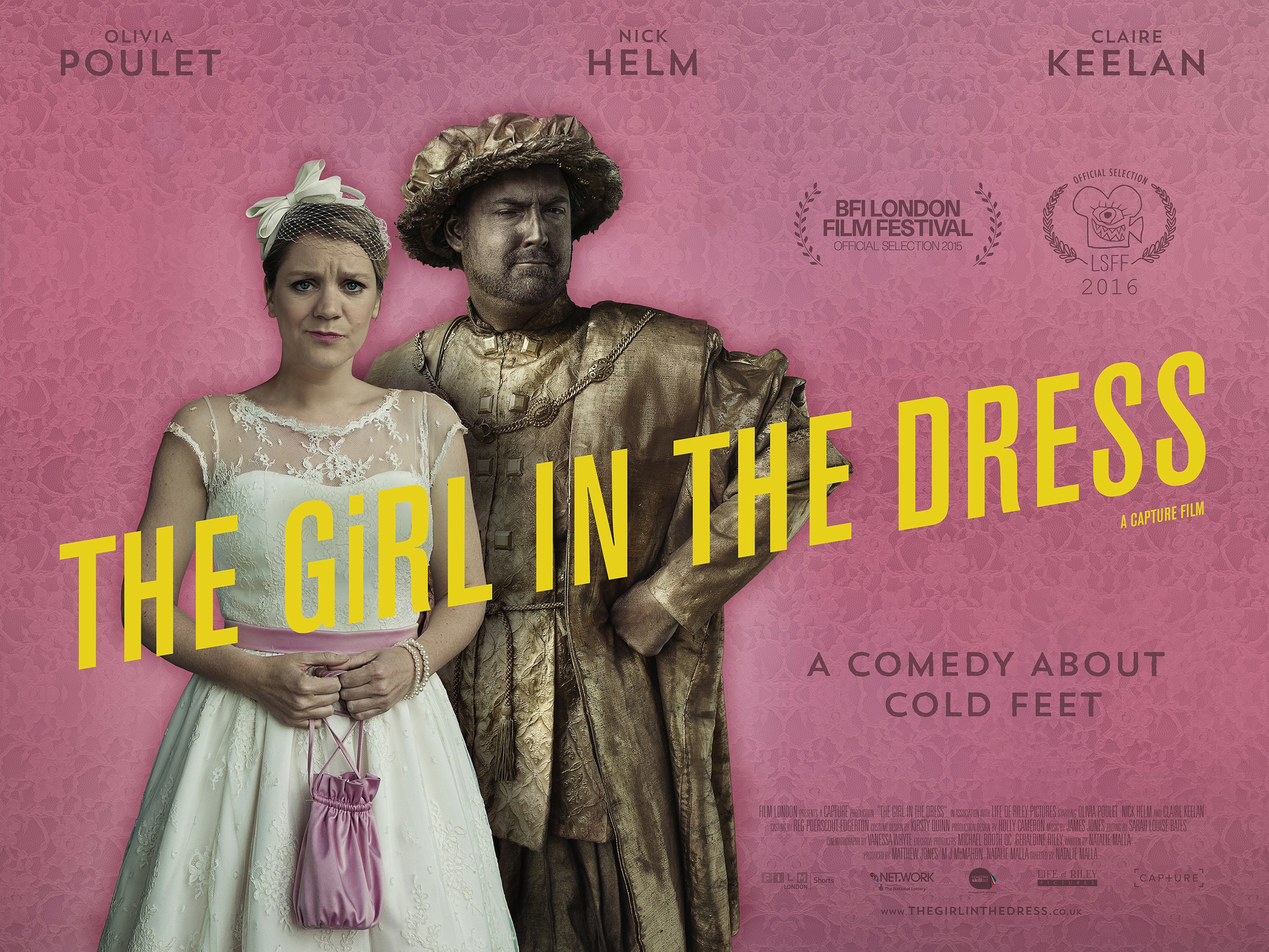 The_Girl_In_The_Dress_Poster_A_Quad