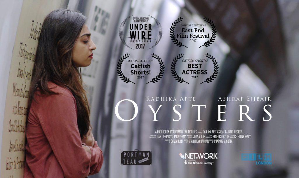 oyster kino film festival